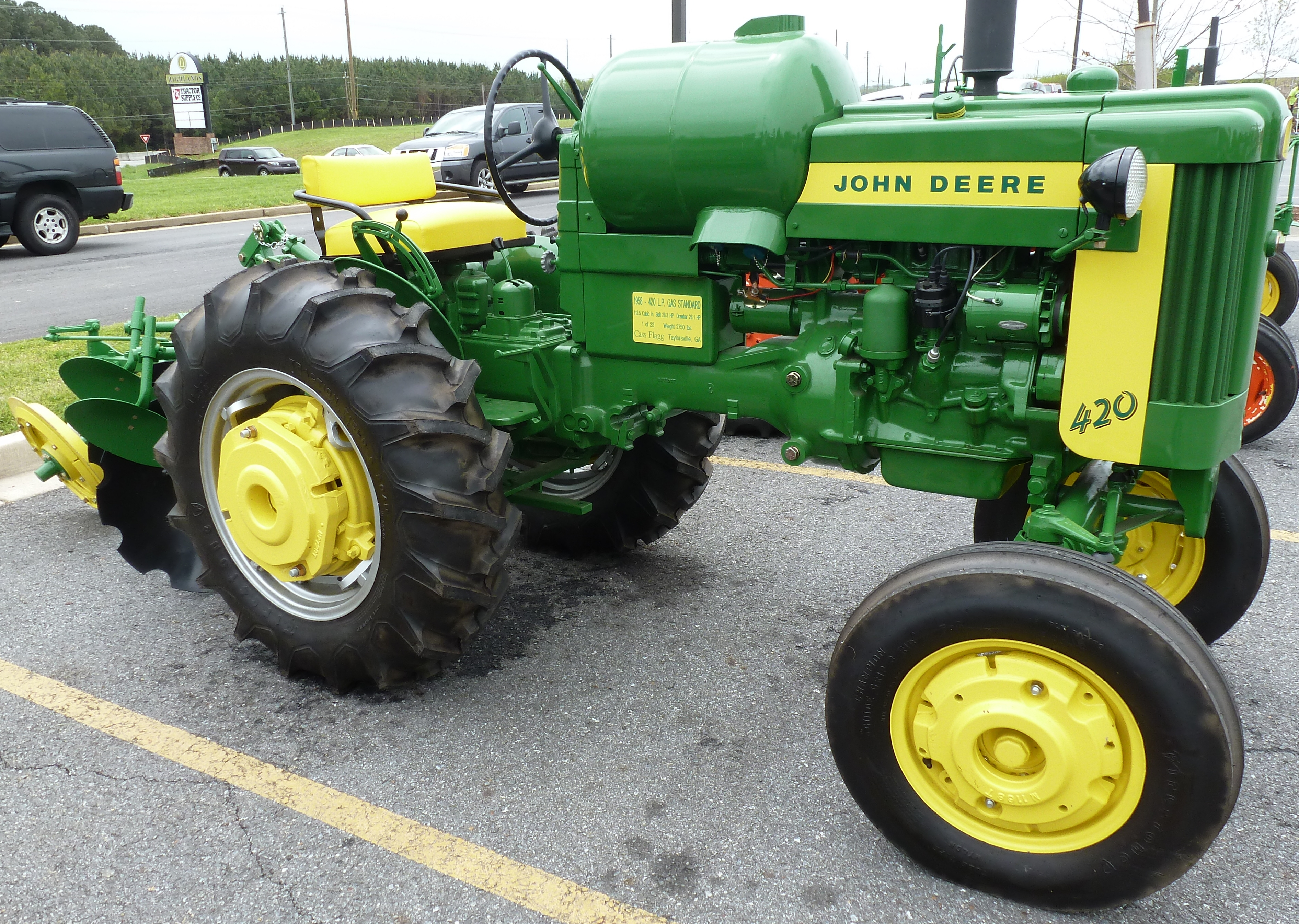 Tractor Supply Motor : Gordon county antique engine and tractor club